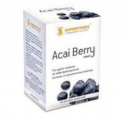 Superfoods Acai Berry Capsules 50s