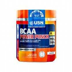 USN BCAA Power Punch Powder 400gr (Μανταρίνι)