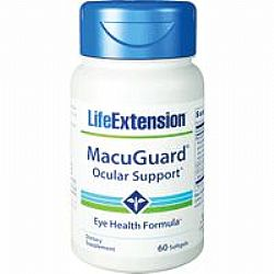 Life Extension MACUGUARD™ Ocular Support 60softgels