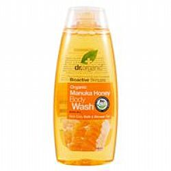 Dr.Organic Manuka Honey Body Wash 250ml