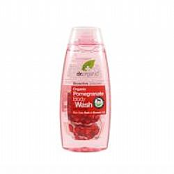 Dr.Organic Pomegranate Body Wash 250ml