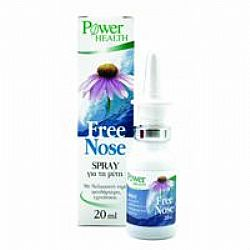 PowerHealth Free Nose Spray 20ml