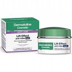 Dermatoline Cosmetic Lift Effect Κρέμα Νύκτας 50ml
