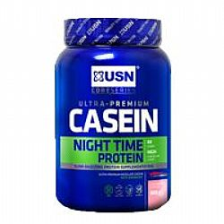 USN Casein Night Time Protein 908gr (Φράουλα)