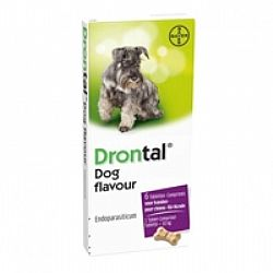 Bayer Drontal 6caps