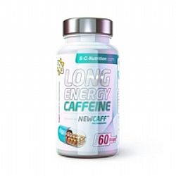 SCN Long Energy Caffeine 60caps