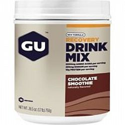 GU Recovery Drink Mix Chocolate Smoothie 750gr