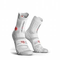Compressport V3 Trail Smart Pro Racing Socks 'σπρη