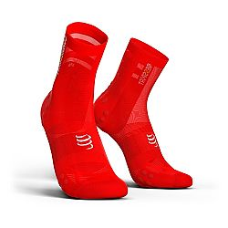 Compressport V3 Ultralight Bike Socks Κόκκινη