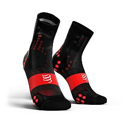Compressport V3 Ultralight Bike Socks Μαύρη