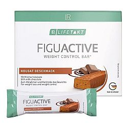 LR FiguActive Weight Control Bar Nougat 6*60gr