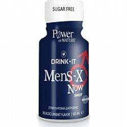 Power Health Drink-It Mens-X Now 60ml