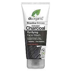 Dr.Organic Charcoal Purifying Face Wash 200ml