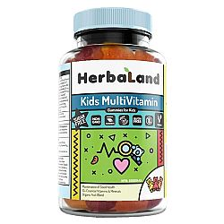 Herbaland Multivitamins For Kids 30gummies