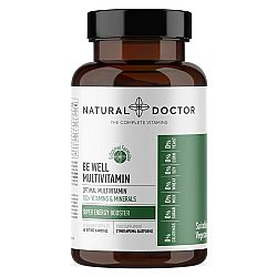 Natural Doctor Be Well Multivitamin 60caps