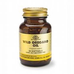 Solgar Wild Oregano Οil softgels 60s