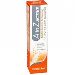 Health Aid A to Z Active veg.tabs 20s