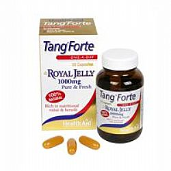 Health Aid Tang Forte Royal Jelly (Βασιλικός Πολτός) 1000mg capsules 30s