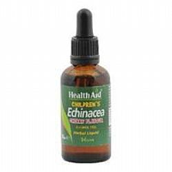 Health Aid Childrens Echinacea (Cherry Flavor) 50ml
