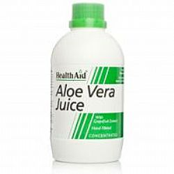 Health Aid Aloe Vera Juice Concentrated 500ml
