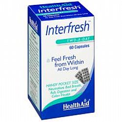 Health Aid Interfresh capsules 60s