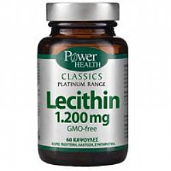 PowerHealth Lecithin 1200mg capsules 60s