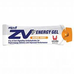 Zipvit Sport - ZV7 Energy Gel 60ml (Πορτοκάλι)