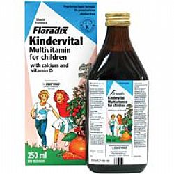 PowerHealth Kindervital 250ml