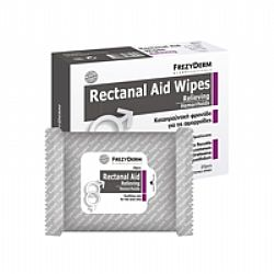 Frezyderm Rectanal Aid Wipes (20τεμ)