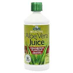 OPTIMA Aloe Vera Juice with Cranberry 1It
