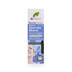 Dr.Organic Dead Sea Mineral Face Wash 200ml